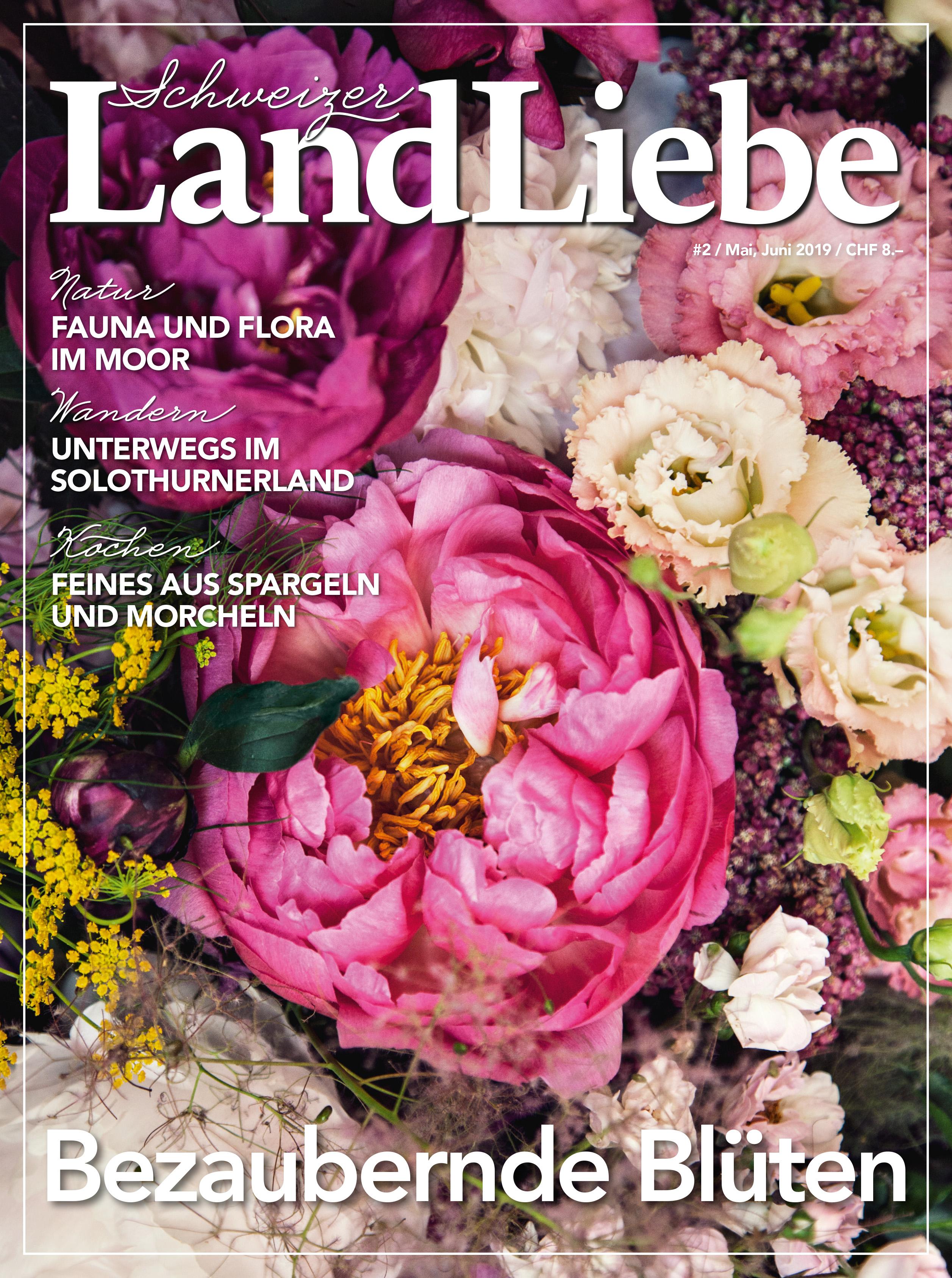 Miles and More: LandLiebe 2-Jahres-Abo Print für CHF 99.–