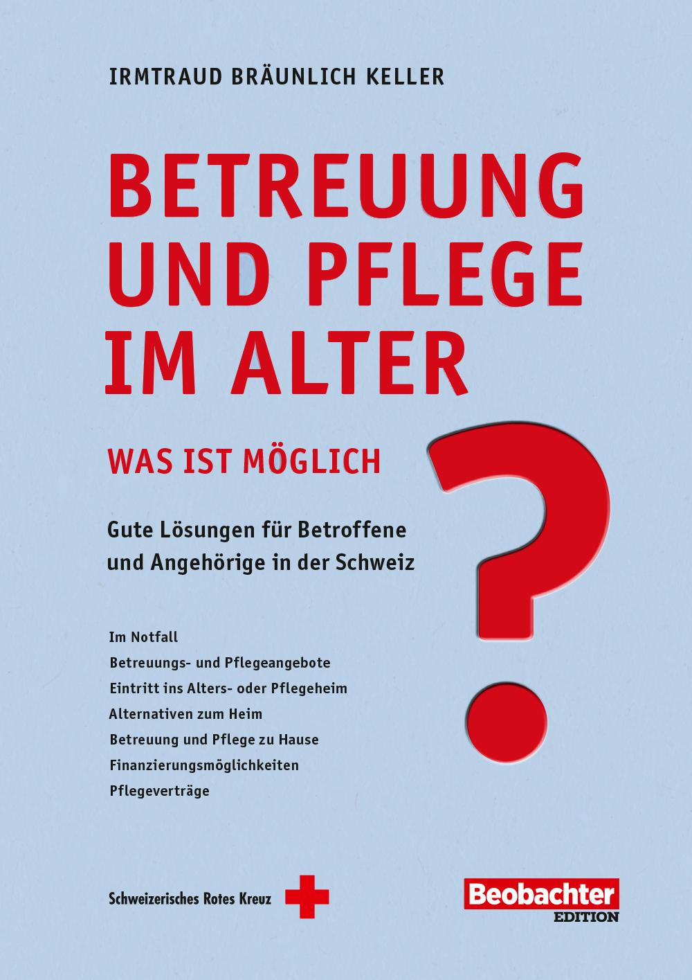 Pflegefall im Alter: Kompetente Unterstützung für Betroffene und Angehörige in der Schweiz